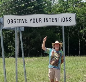 2020 Vision - Observe Your Intentions