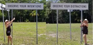 2020 Vision - Signs in the Yucatan